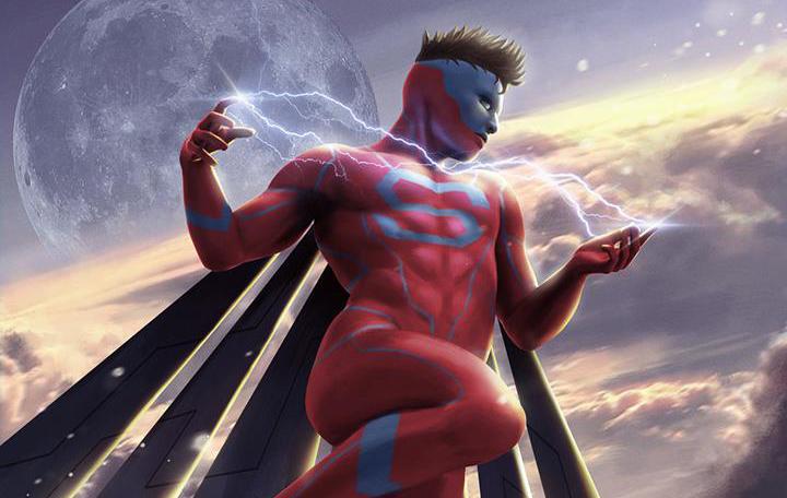 Superman Re-Design