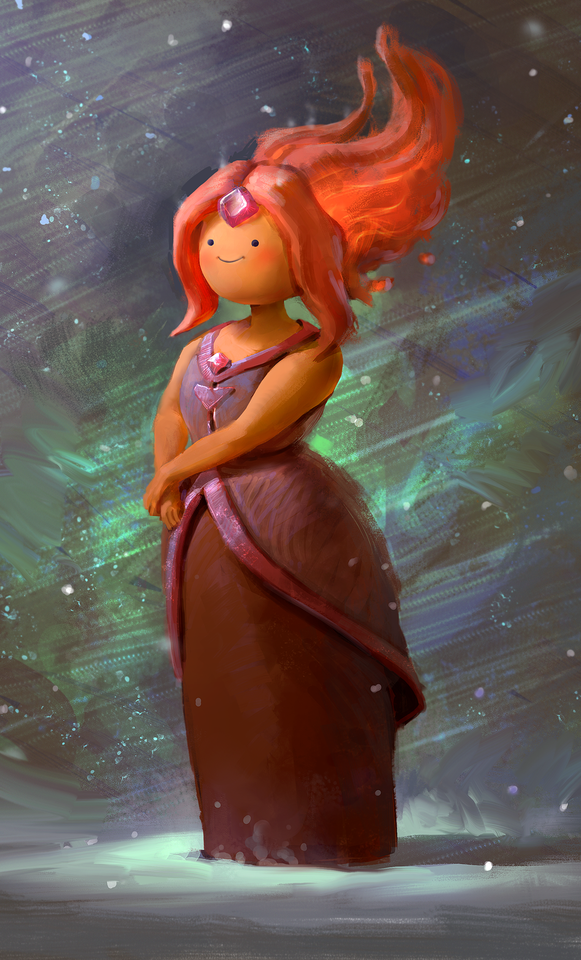 display_flame_princess_by_mikeazevedo-d7wuypc