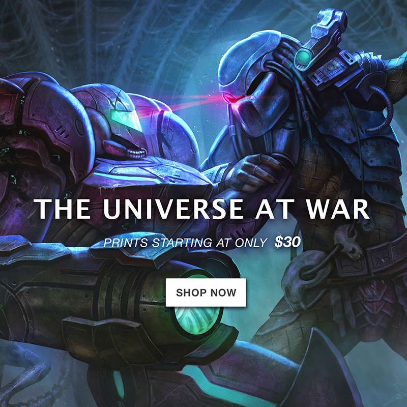 The Universe at War