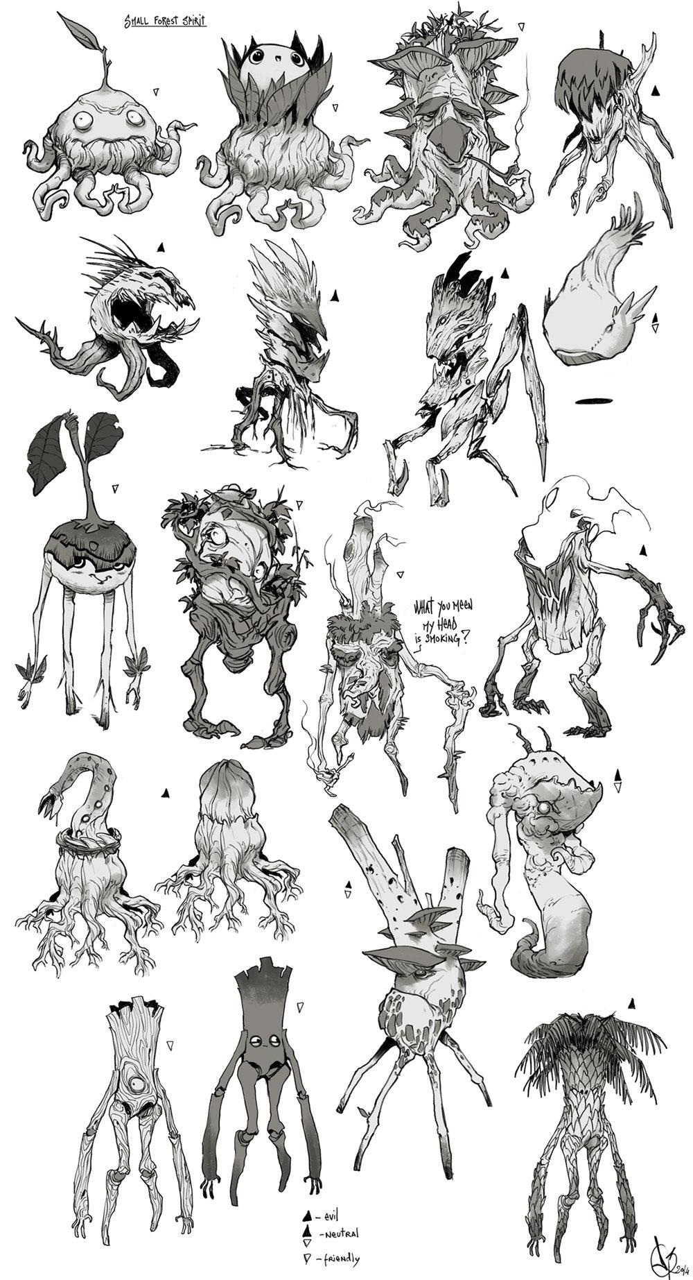 david-sequeira-wood-creature