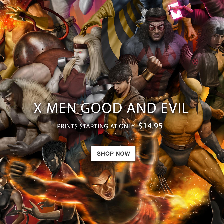 X-men – square-jumbo-ad