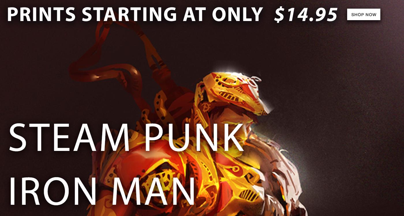 Steampunk Iron Man  – square-jumbo-feature