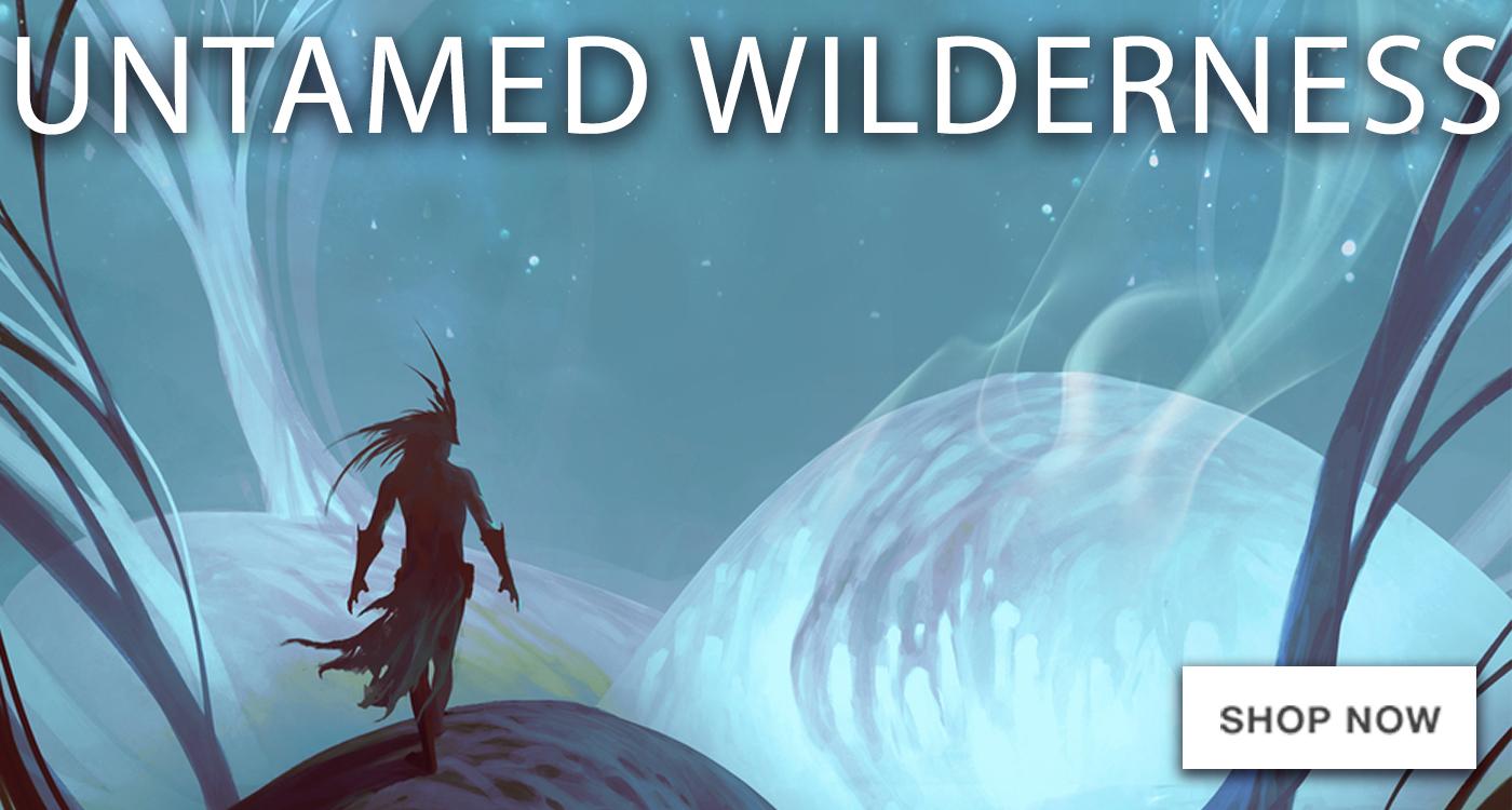 Untamed Wildnerss AD Jumbo