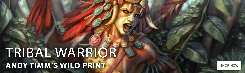 Tribal Warrior – horizontal-jumbo-ad2