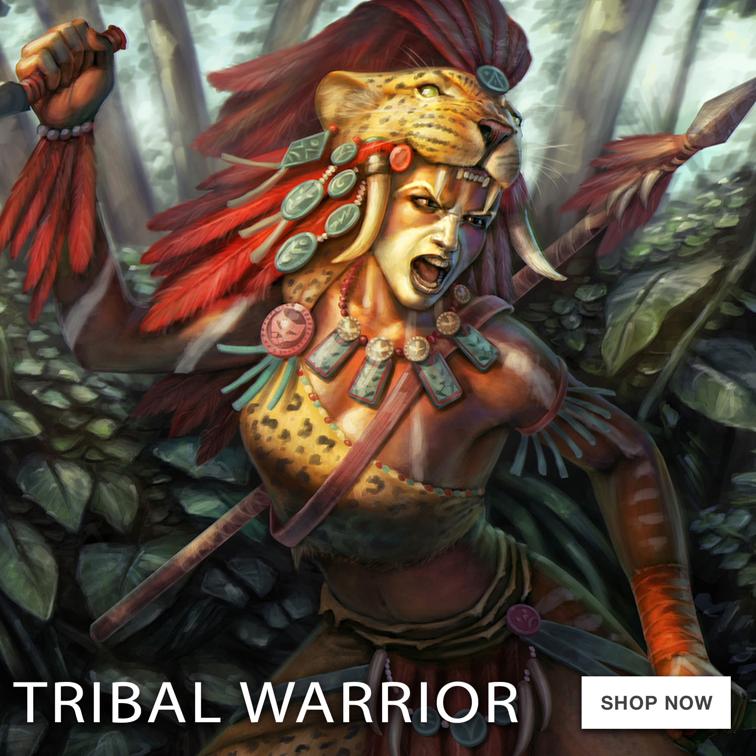 Tribal Warrior – square-jumbo-ad2