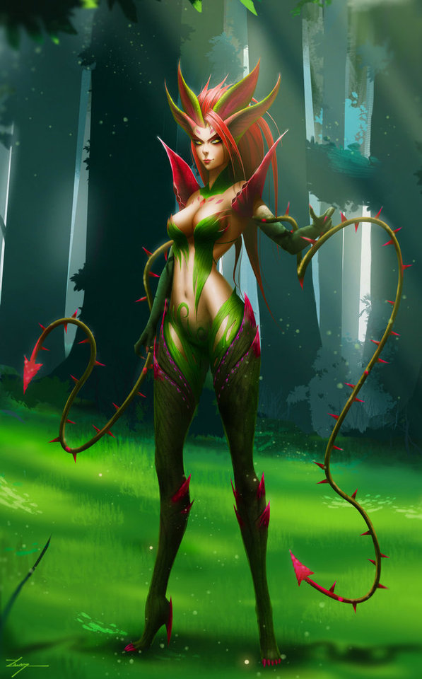 display_zyra__rise_of_the_thorns_by_zarory-d935eui