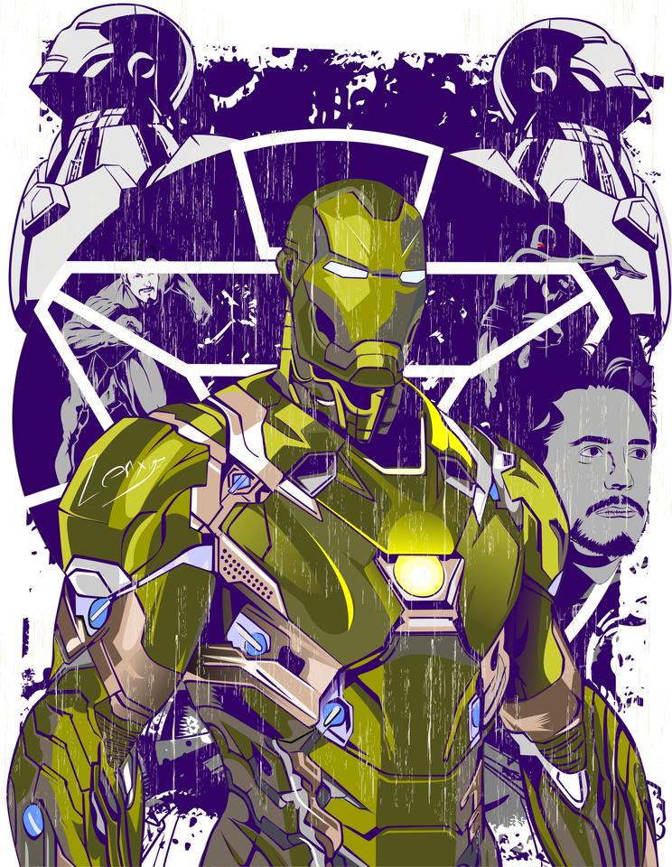 Iron Man Story