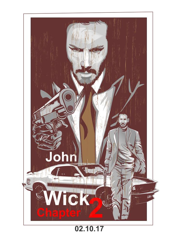 John Wick Story