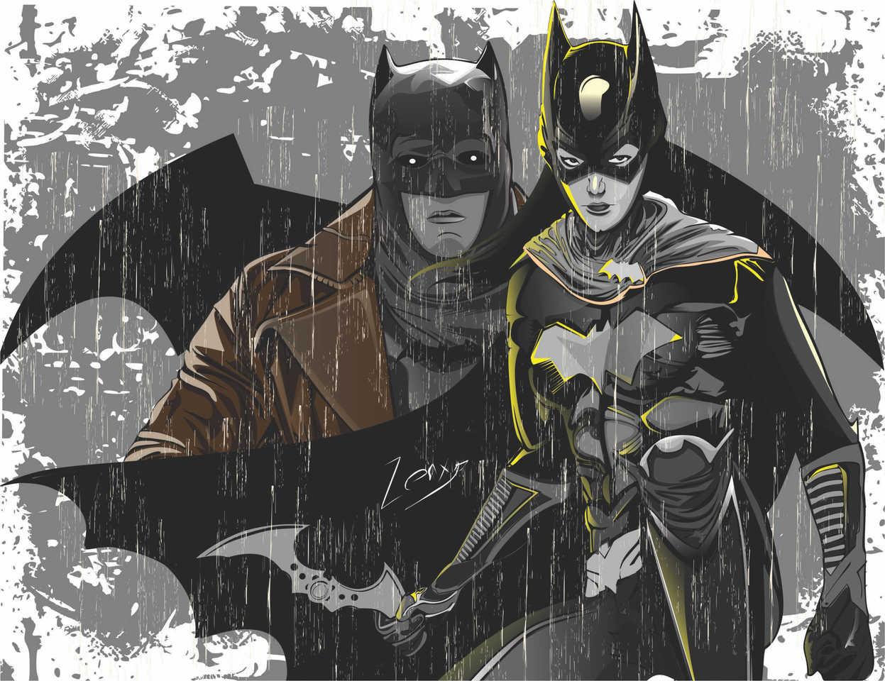 Bat Girl Story