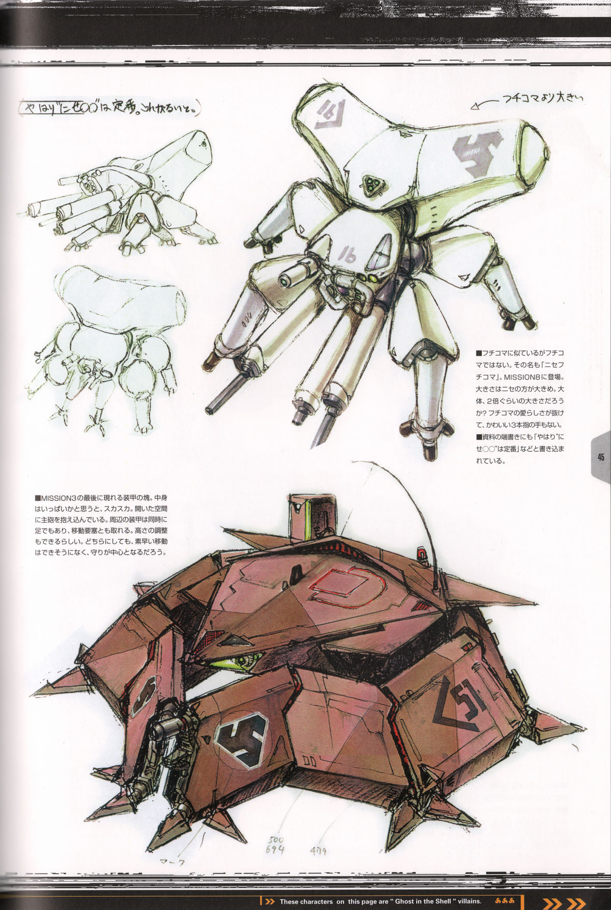 Ghost_in_the_Shell_Official_Art_Book_PSOne_Version_45