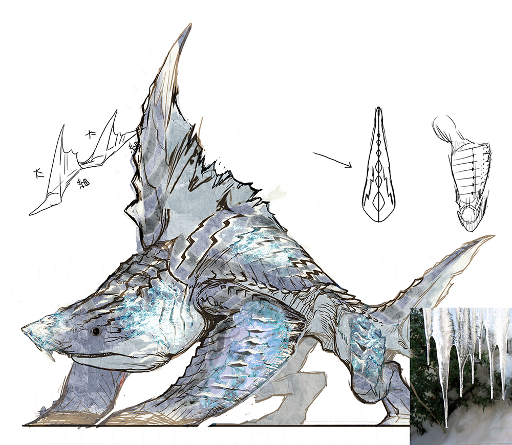 MH4U-Zamtrios_Concept_Art_002