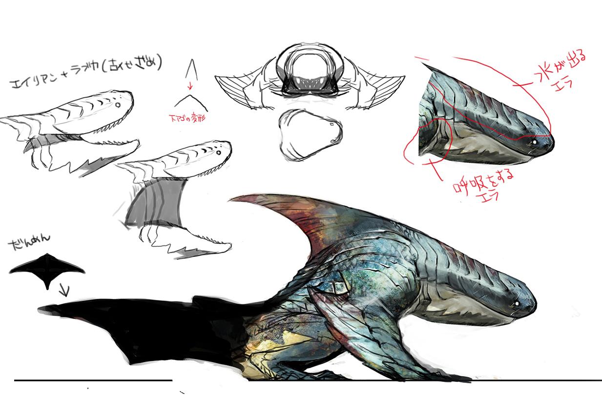MH4U-Zamtrios_Concept_Art_005