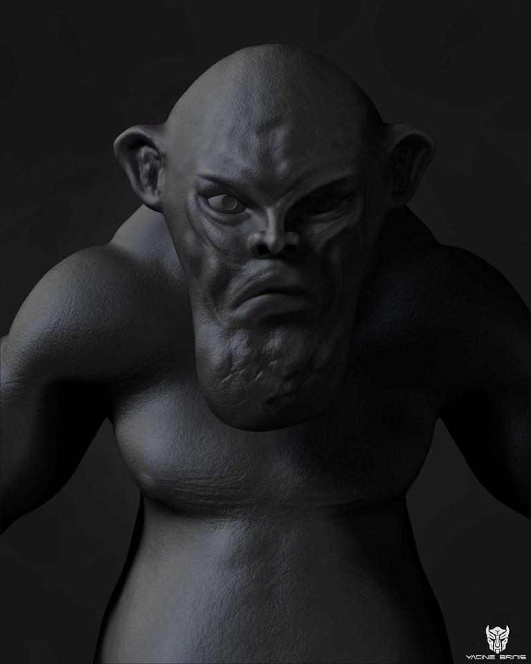 display_Render_King_Goblin_3D_Creature_Design_By_Yacine_BRINIS_