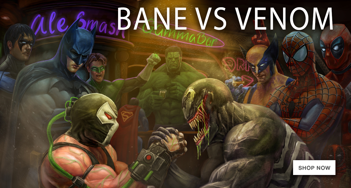 Bane vs Venom Promo – square-jumbo-feature