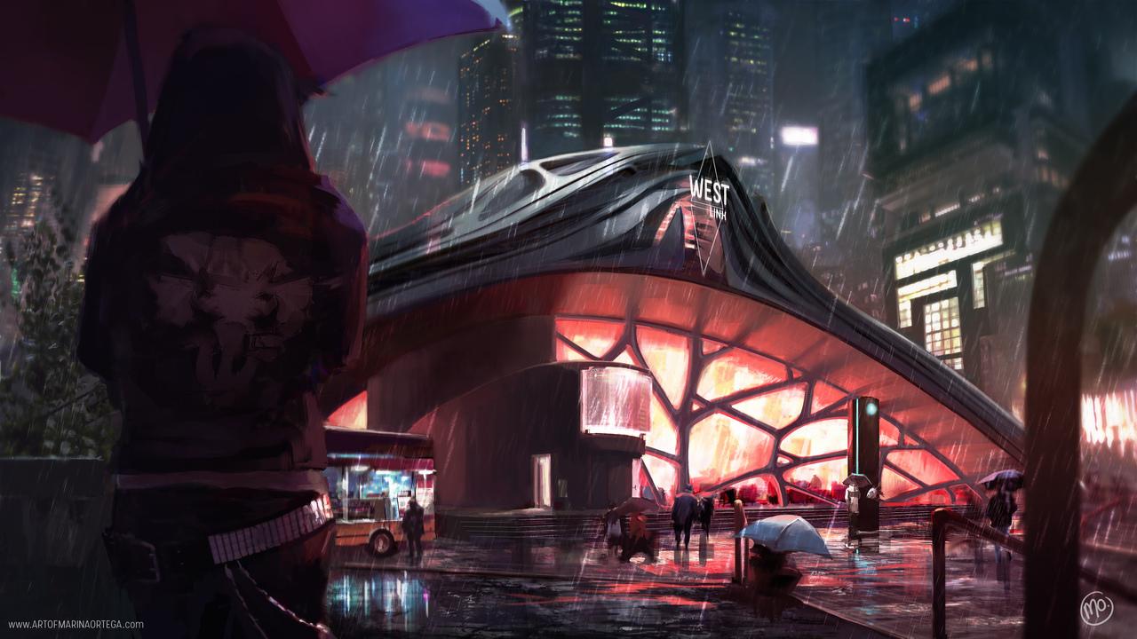 display_Cyberpunk_Views_link_gate_www.artofmarinaortega.com_Marina_Ortega_Lorente