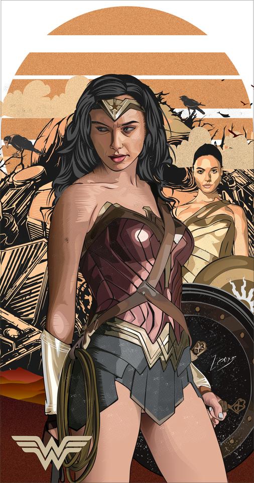Wonder Women Story Rev